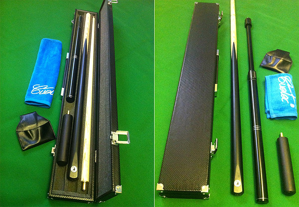 SP57 - Easy Carry Snooker Cue and Case Set