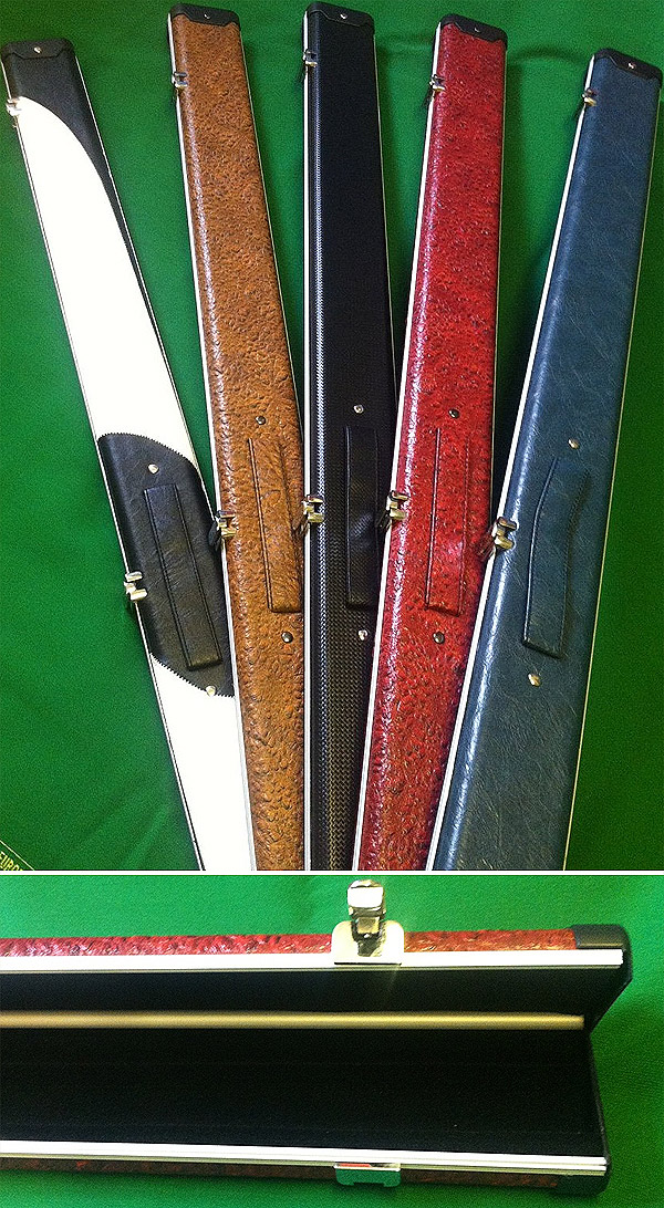 Ultra Slimline 3/4 Hard Cue Case