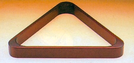 Snooker Triangle - Wooden (ref B452C)