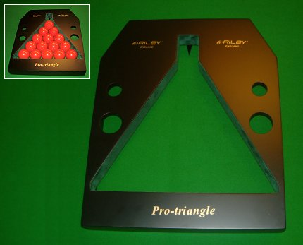 Snooker Pro-Triangle