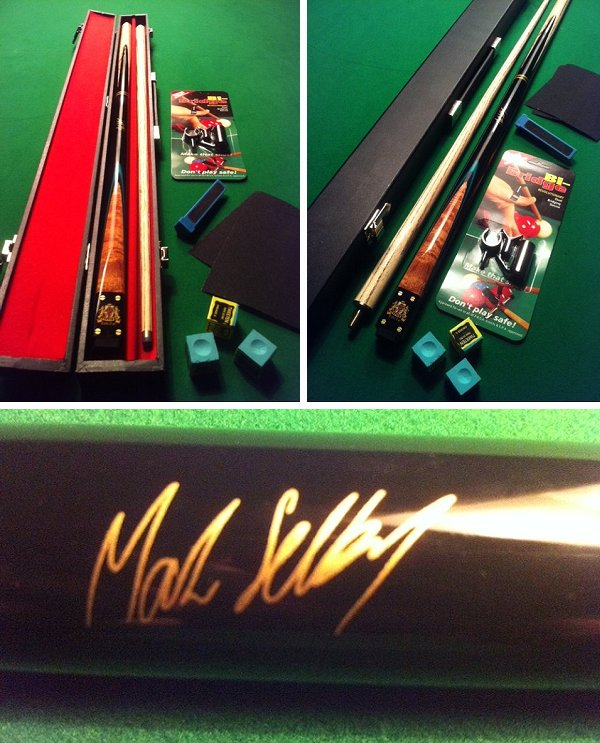 Mark Selby World Champion 2017 Offer (Ref SP52)