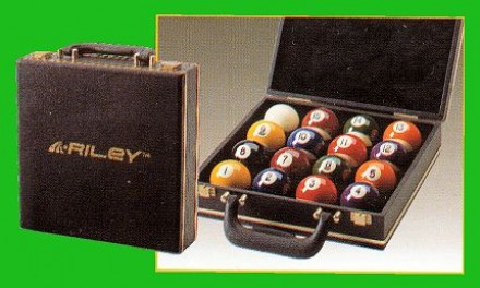 Pool Ball Carrying Case