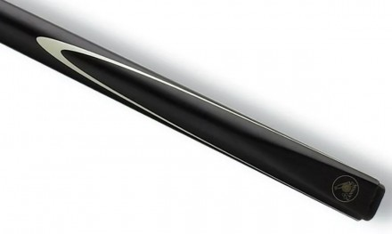 Cannon Shadow two piece ash snooker or pool cue with a 9mm small tip